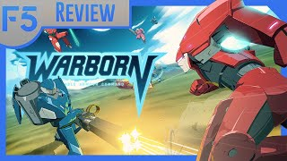 Warborn Review: Focusing on Tactics (Video Game Video Review)