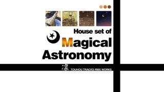 [Touhou] House set of Magical Astronomy