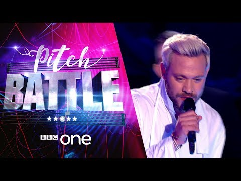 Final Battle: Evergreen with Will Young - Pitch Battle: Pitch Battle: Episode 1 | BBC One