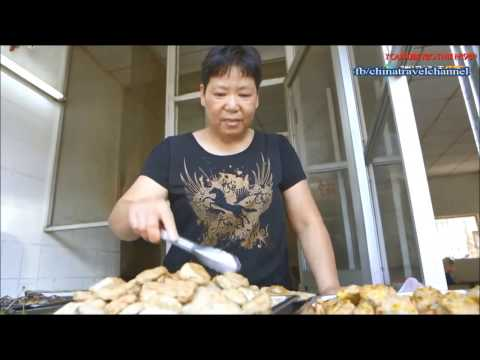 Food culture Guangzhou Chinese S1 EP7 : fish processing