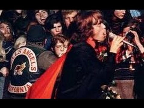 Rolling Stones - Sympathy For The Devil  (Live Altamont, 1969)