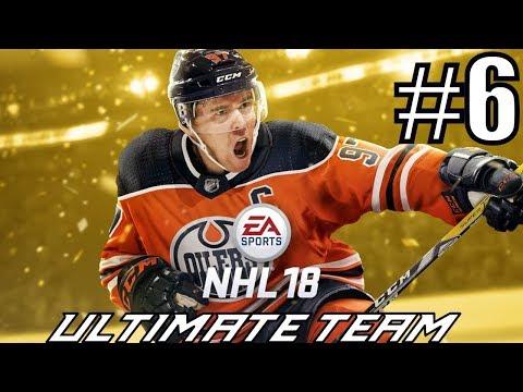 🔴[PS4]NHL 18|ULTIMATE TEAM|#6