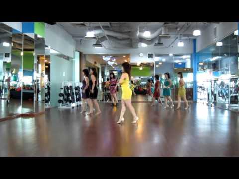 Line Dance- Hear My Song