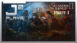 Crusader Kings 2 Gameplay - Republic Campaign - Part 1