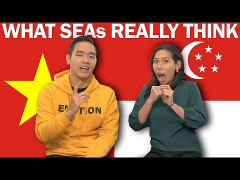 What South East Asians (Filipinos, Thais, Indonesians etc) Really Think About Each Other