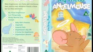 My Friend Angelmouse BBCV 6920 VHS conversion
