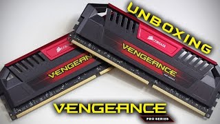 Corsair Vengeance Pro 16 GB 2400 MHz Unboxing