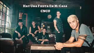 CNCO FIESTA EN MI CASA (LETRA) // YINA CNCO