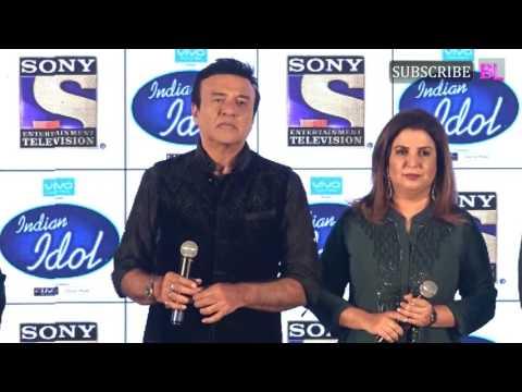 Indian Idol New Season 9 | Press Conference | Anu Malik, Sonu Nigam, Farah Khan | Part 1