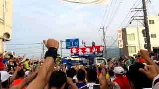 第66回富士登山競走スタート前は、谷川真理さんが気合い入れ!