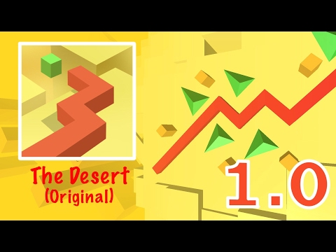 Dancing Line - The Desert (Pre-Alpha)