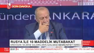 Rusya ile de 10 maddelik mutabakat / Gündem Ankara - 2. Bölüm - 22 Ekim