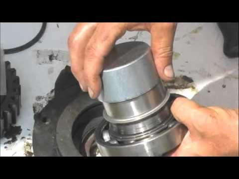 John Deere 4440 PTO Oil Seal Leak Repair