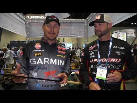 Falcon Expert Rod Additions At ICAST 2019
