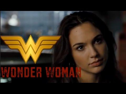 WONDER WOMAN - Trailer (HD) #FanTrailer