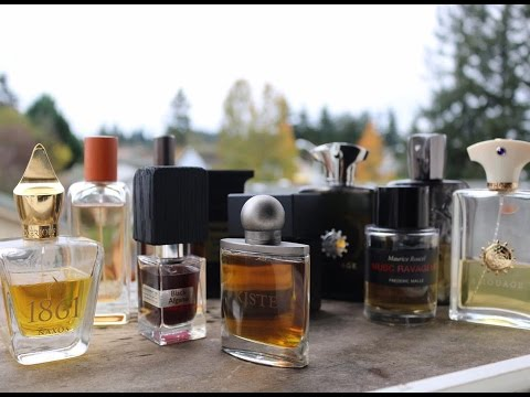 2016-2017 Kışı Niche Parfumleri Top 15 Listesi / Onerileri ve Kullandiklarim