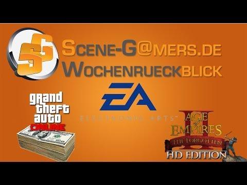 Rockstar zahlt Spieler aus! - EA will sich wieder bessern! - neues Age of Empires 2 Add-On!