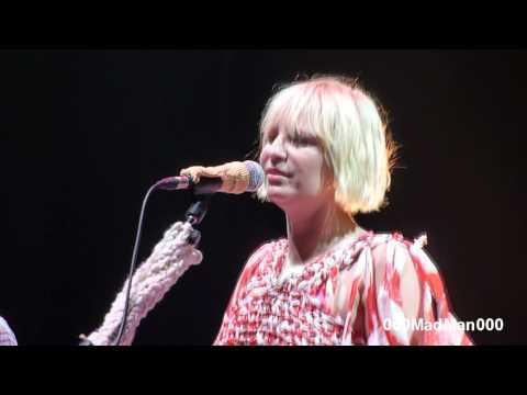 Sia - Big Girl, Little Girl - HD Live at Olympia, Paris (18 May 2010)