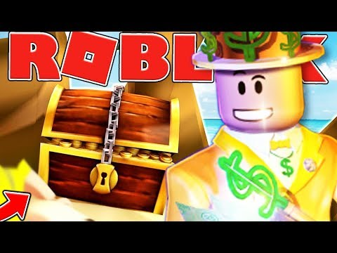 THE ULTIMATE ROBLOX TREASURE HUNT!? -  Treasure Hunt Simulator