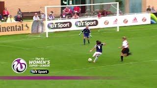 Sunderland Ladies 2-3 Doncaster Rovers Belles | Goals & Highlights