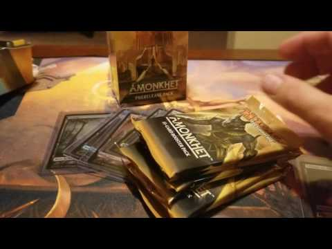 EPIC Amonkhet Prerelease Package & Boosters!!