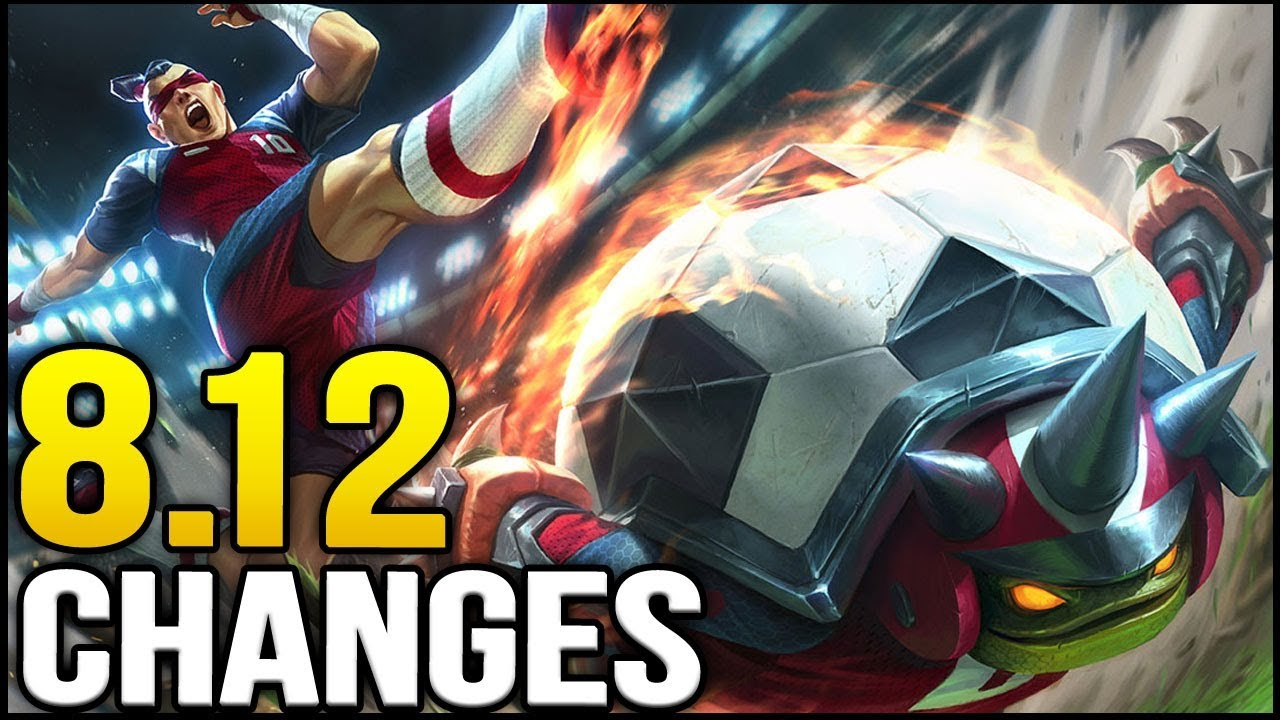 patch 8.11 league of legends date