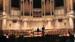 César Franck: Chorale No. 3 in A Minor