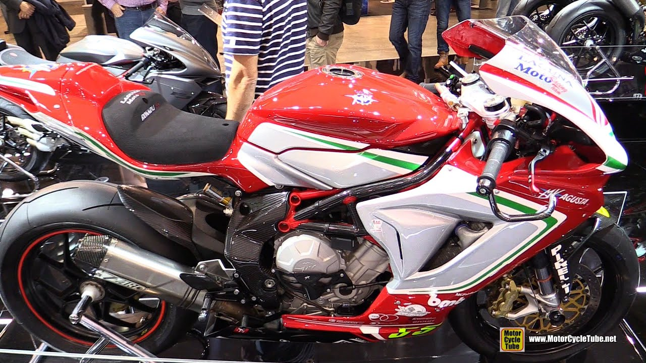 2016 Mv Agusta F3 675 Civ Massimo Roccoli 55 Racing Bike