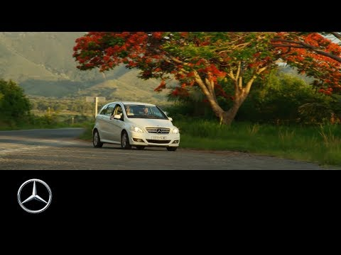 A South Pacific Island Road Trip | Mercedes-Benz B-Class | Vagabrothers