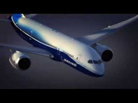 Boeing 787 Dreamliner (animation)