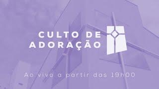 Culto Vespertino - Hebreus 4.14-16 (21/02/2021)