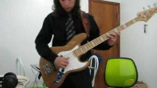Black Sabbath - Air Dance ON BASS GUITAR (AND A COOL BONUS!)