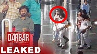 Darbar scene leaked