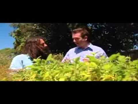 Costa on Gardening Australia talkin' Warrigal Greens