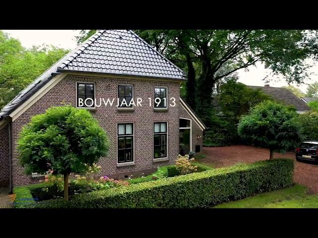 Prachtige woonboerderij te koop: Burg de Kockstraat 99 in oosterhesselen