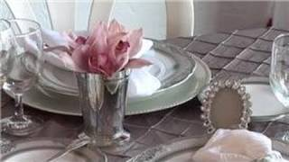 Setting The Table : Table Setting Ideas