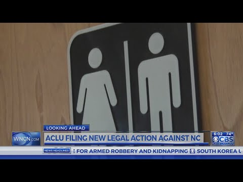 ACLU filing new legal action against NC