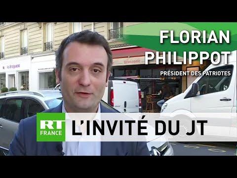 Florian Philippot sur Emmanuel Macron : «On ne l'a pas entendu sur les bombardements au Yémen»