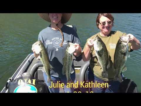 Lake Casitas Bass Fishing Guide 4-22-18
