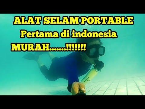 Review Tengki Mini Alat Selam Smaco Indonesia