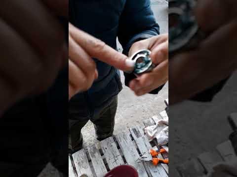 Ремонт рулевой рейки BMW E39.