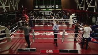 Батыр Ахмедов vs Рикки Сисмундо