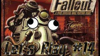 let s play fallout 1 derp edition episodio 14 entramos en el ardor
