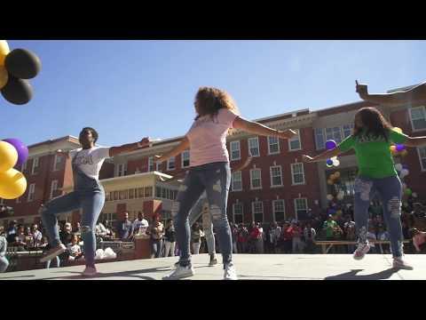 UNCG 2018 Homecoming NPHC Yard Show | Alpha Phi Alpha & Alpha Kappa Alpha