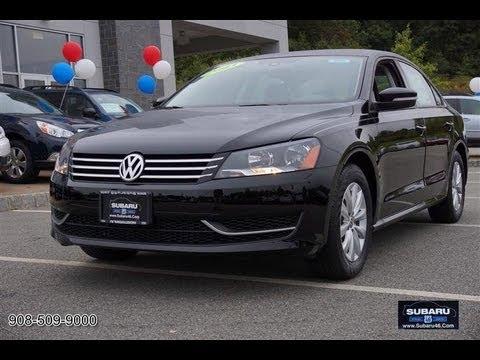 2013 Volkswagen Passat S Appearance Package