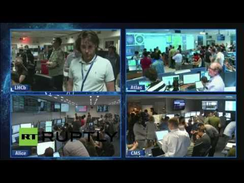 LIVE: CERN's Large Hadron Collider restarts operations after 27 months