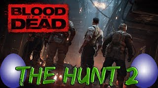 Blood of the Dead Easter Egg Hunt & Boss Fight Hunt - Black Ops 4 Zombies