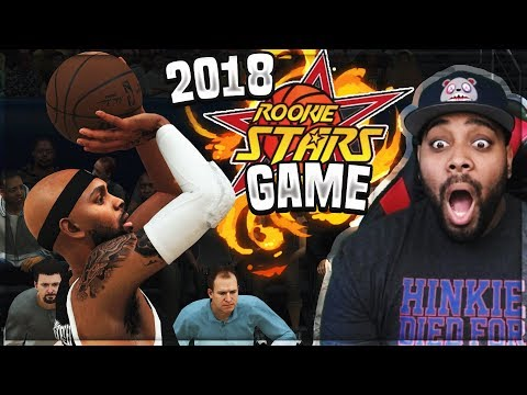 NBA 2K18 My Career #18 - 2018 All-Star Rising Stars Game & Exposing Lonzo Ball | PS4 Gameplay Ep 18