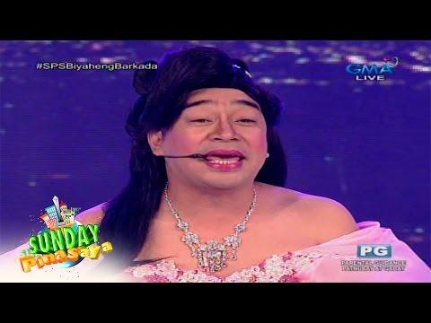 Sunday PinaSaya: Binibining Magayon sa Albay