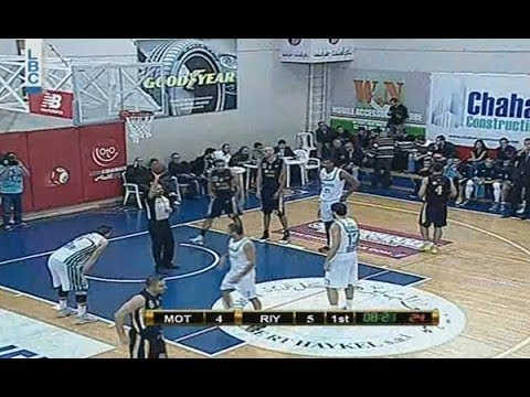 XXL Energy Basket - Mouttahed v/s Riyadi - February 28,2014